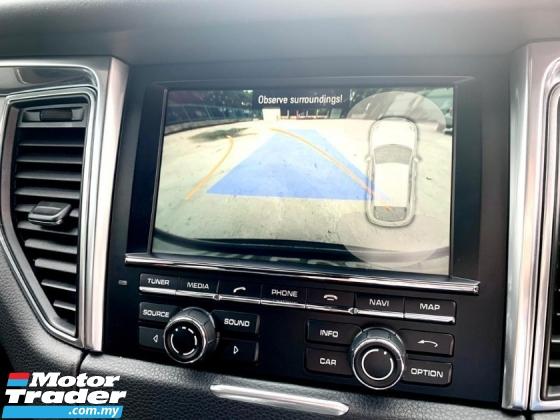 2015 PORSCHE MACAN S 3.0 Auto High Spec Premium Model