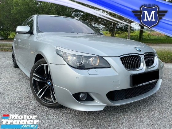 2008 BMW 5 SERIES 523I 2.5 E90 LCI M-SPORT KIT GOOD CONDIITION