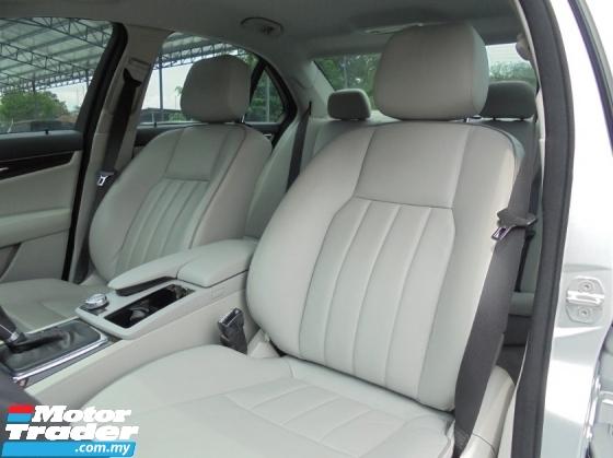 2012 MERCEDES-BENZ C-CLASS C200 CGI BlueEFCY 1.8 W204 Facelift