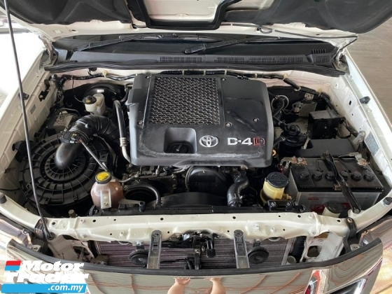 2012 TOYOTA HILUX 2.5 G VNT (A)