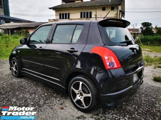 2006 SUZUKI SWIFT 1.5 AUTO / FULL BODYKIT / 15\