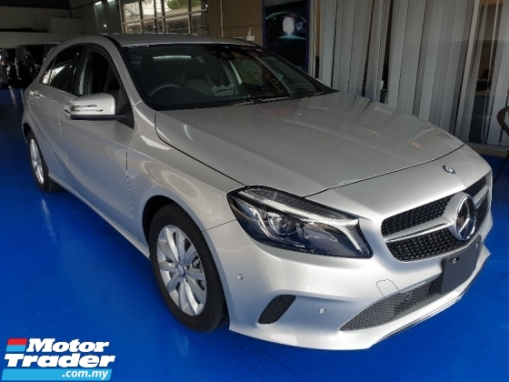2016 MERCEDES-BENZ A-CLASS A180 NEW FACELIFT WITH 5 YEAR WARRANTY