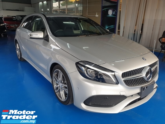 2016 MERCEDES-BENZ A-CLASS A180 AMG EDITION WITH 5 YEAR WARRANTY