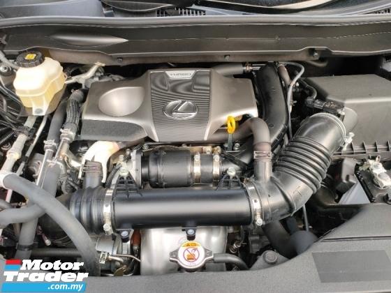 2018 LEXUS RX300 RX300T F Sport Pan Roof PCS LKA HUD BSM Red Leather Unreg Offer