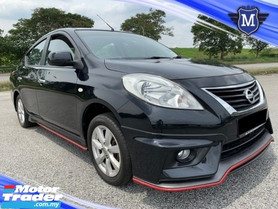 2013 NISSAN ALMERA 1.5 VL (A) FACELIFT PUSH START LEATHER SEAT GOOD CONDITION