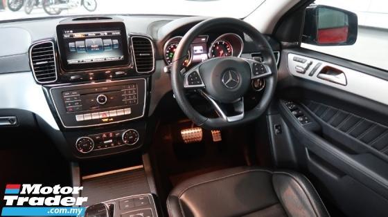2017 MERCEDES-BENZ GLE 450 AMG PREMIUM 4MATIC HARMAN KARDON PANORAMICROOF
