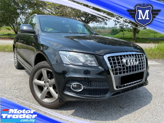2009 AUDI Q5 2.0 TSFI QUATTRO S LINE SUV GOOD CONDITION
