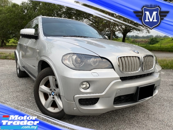 2009 BMW X5 XDRIVE 30I 3.0 M-SPORT E70 5 SEATER PANORAMIC ROOF