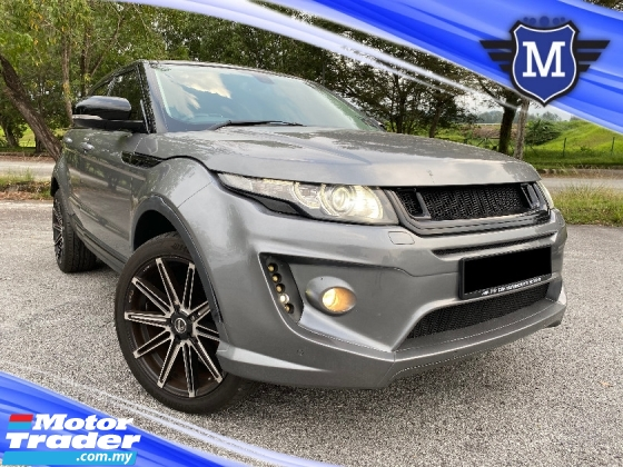 2012 LAND ROVER EVOQUE DYNAMIC SI4 2.0 SUV P/BOOT MERIDIAN SOUND SISTEM