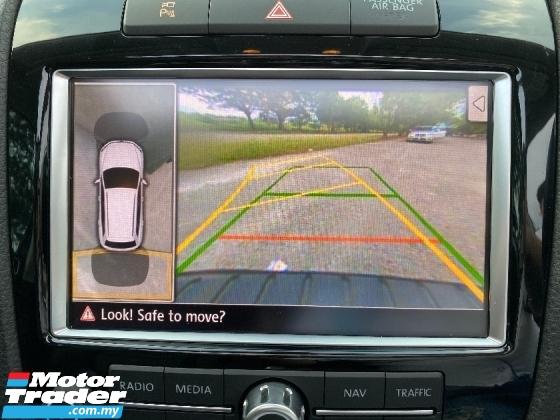 2011 VOLKSWAGEN TOUAREG 3.6 V6 FSI SUV LOCAL P/BOOT P/START 360/CAMERA