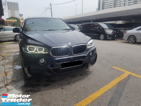 2015 BMW X6 XDRIVE 35I 3.0 M SPORT (A) LIKE NEW