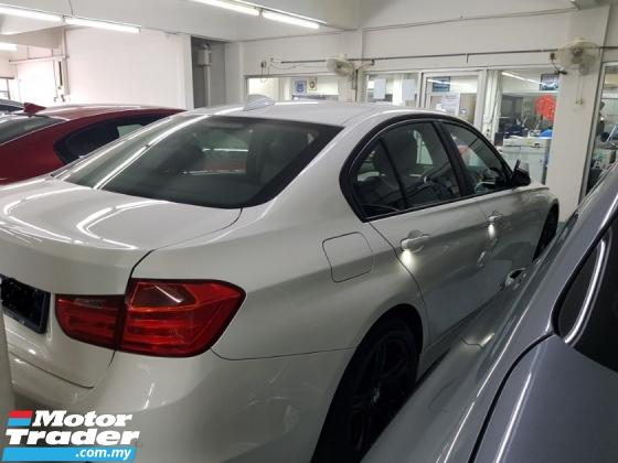 2015 BMW 3 SERIES 316I CKD (A) BEST DEAL