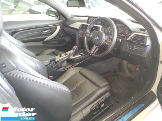 2015 BMW 4 SERIES 2.0 GRAND COUPE 4 DOOR M SPORT JAPAN SPEC