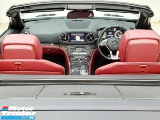 2015 MERCEDES-BENZ SL  Mercedes Benz SL 400 AMG 3.0 UNREG