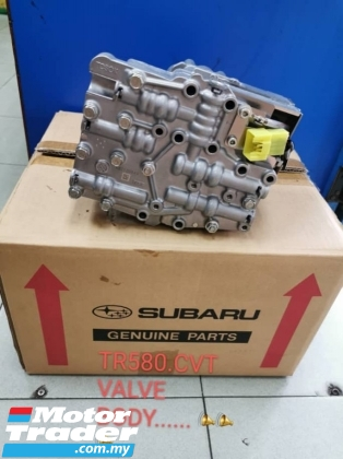 SUBARU AUTO TRANSMISSION VALVE BODY TR580 SERVICE CAR PART SPARE PART AUTO PARTS AUTOMATIC GEARBOX TRANSMISSION REPAIR SERVICE MALAYSIA