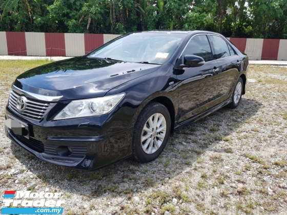 2013 TOYOTA CAMRY 2.0 G FACELIFT