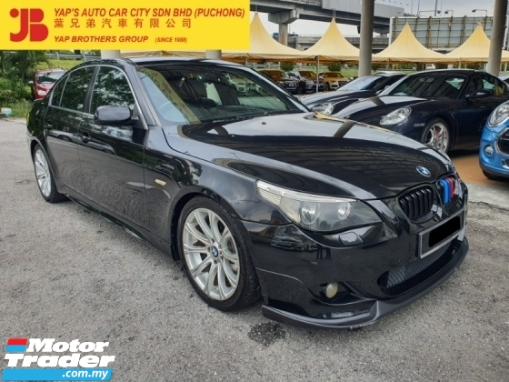 2005 BMW 5 SERIES 525I (A)