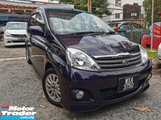 2013 PERODUA VIVA 1.0 ELITE MT (M) 1 LADY OWNER