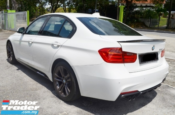 2013 BMW 3 SERIES 328i M SPORT 2.0 (A) FULL SERVICE RECORD BY BMW