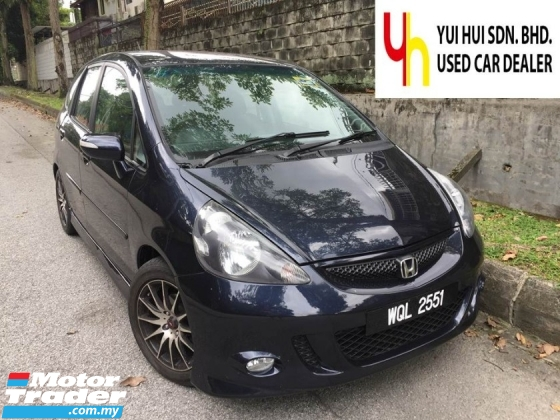 2007 HONDA JAZZ 1.5 (AT) ONE OWNER TIPTOP CAR FACELIFT