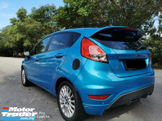 2013 FORD FIESTA 1.5L ( A) HATCHBACK  SPORTS EDITION - REG 2014