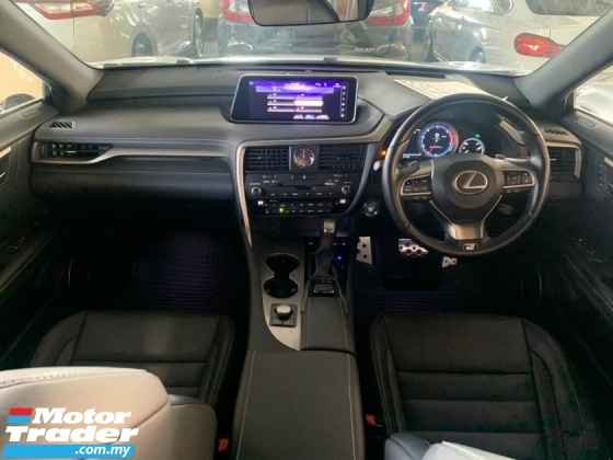 2015 LEXUS RX 200t F-Sport Bodykit Unregister 2Yrs Warranty Nego