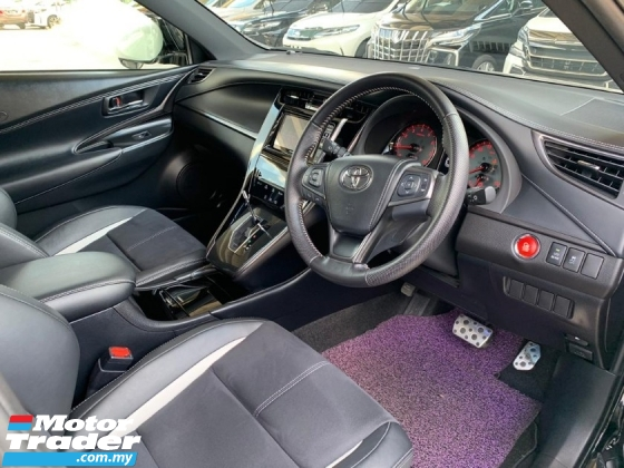 2017 TOYOTA HARRIER 2.0 G\'s Special Edition Panoramic Roof 2yrs Warrty