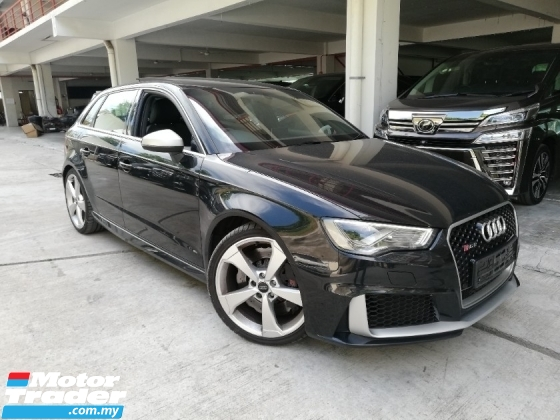 2016 AUDI RS3 Audi RS3 2.9 2016