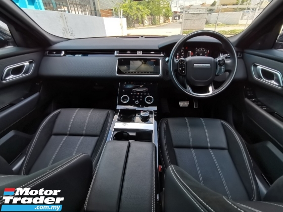 2019 LAND ROVER RANGE ROVER VELAR P250 R-DYNAMIC WITH DIGITAL METER* {U.K LAND ROVER APPROVED PRE-OWNED} GENUINE MILEAGE P380