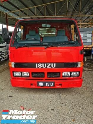 1990 Isuzu NHR 2.5