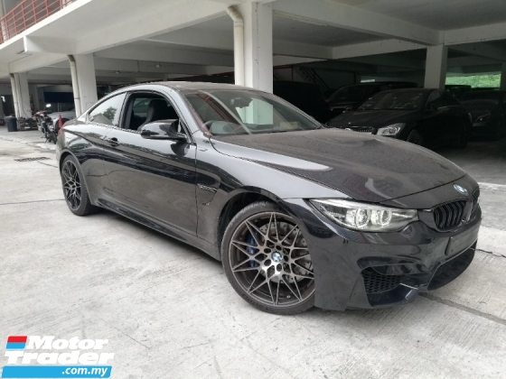 2017 BMW M4 Bmw M4 competition package