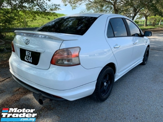 2009 TOYOTA VIOS 1.5 (M) Full Set Bodykit Previous Careful Owner