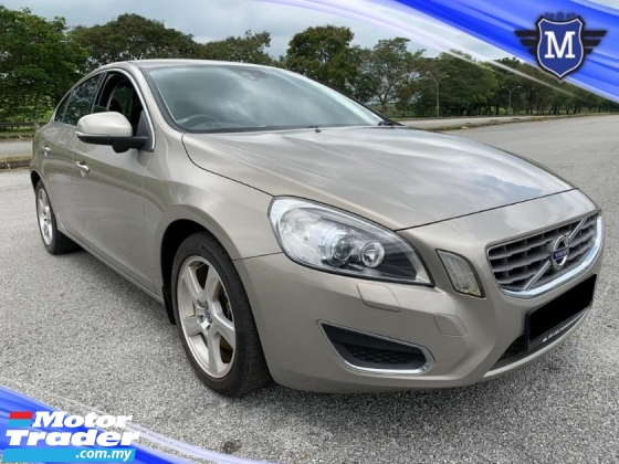 2012 VOLVO S60 T4 1.6 (A) MEMORY LEATHER SEAT NICE NUMBER 1118 CAR KING CONDITION