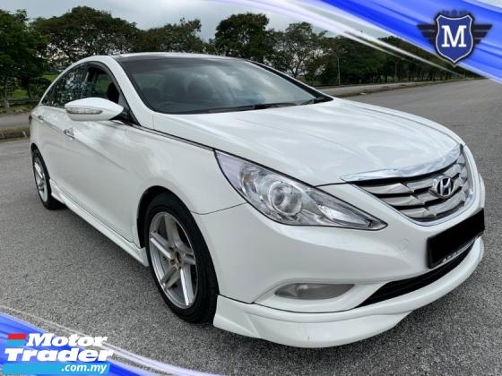 2012 HYUNDAI SONATA 2.0 Executive Plus Sedan GLS (A) PUSH START/POWER SEAT/SUNMOONROOF/SPORT RIMS