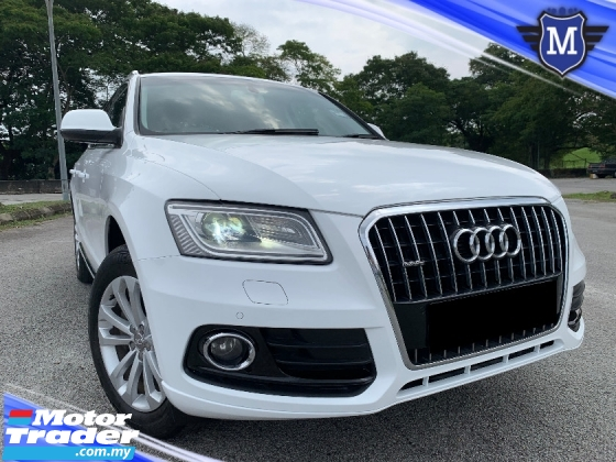 2012 AUDI Q5 2.0 TSFI QUATTRO NEW F/L P/START P/BOOT WARRANTY
