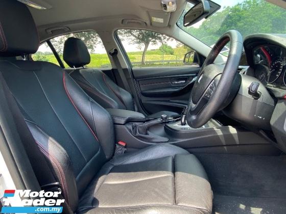 2015 BMW 3 SERIES 320I SPORTLINE 2.0 F30 P/SEAT CKD LOCAL WARRANTY
