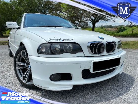 2001 BMW 3 SERIES 320CI COUPE 2.2 E46 GAP ADJUSTABLE CASH DEAL ONLY
