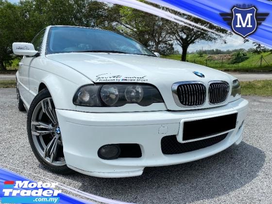 2001 BMW 3 SERIES 320CI COUPE 2.2 E46 GAP ADJUSTABLE CASH DEAL ONLY