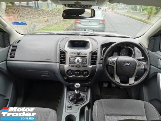 2013 FORD RANGER 2.2 XLT (M) GOOD CONDITION  ONE OWNER