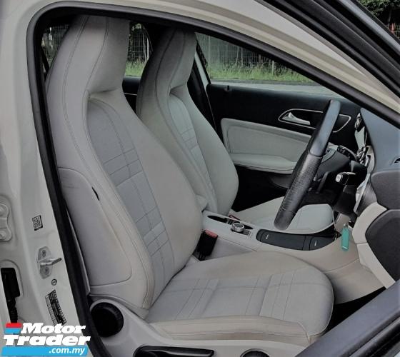 2015 MERCEDES-BENZ A-CLASS 2015 MERCEDES BENZ A180 1.6 SE UNREG JAPAN SPEC CAR  PRICE ONLY RM 113000.00
