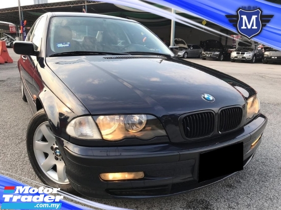 2001 BMW 3 SERIES 325I 2.5 E46 CKD LOCAL CAR KING CONDITION
