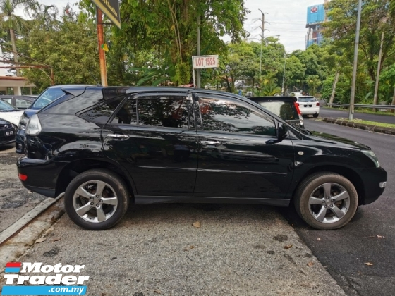 2008 TOYOTA HARRIER 2.4  L PACKAGE (A) 1 OWNER