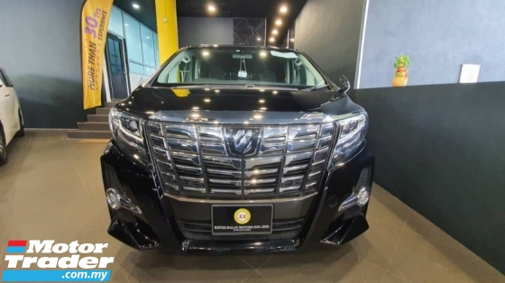 2015 TOYOTA ALPHARD 2.5 SA FULL ALPINE.PRICE INCLUDED SST