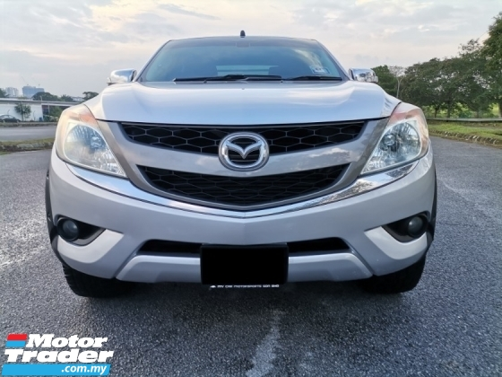 2013 MAZDA BT-50 2.2 (A) HIGH SPEC Pickup Truck SPORT RIMS NON OFF ROAD CAR