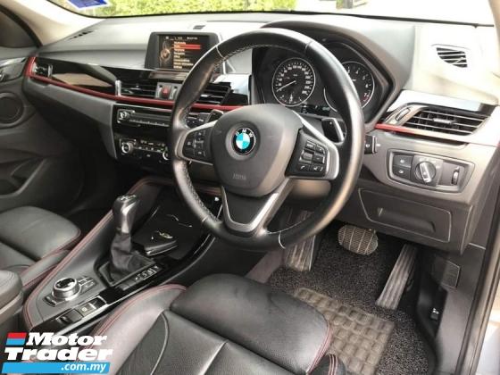 2017 BMW X1 20i