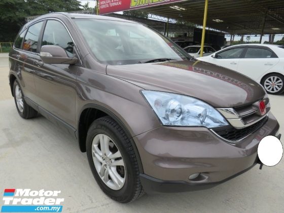 2014 HONDA CR-V 2.0 (A) i-VTEC LEATHER SEAT HIGH LOAN LIKE NEW