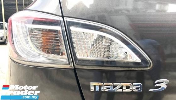 2010 MAZDA 3 SPORT 2.0 SDN F.SPEC(TRUE YEAR MAKE)(LOW MILEAGE)