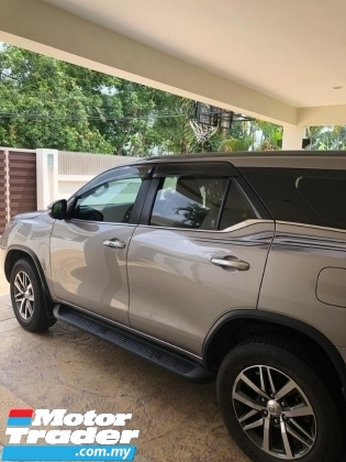 2018 TOYOTA FORTUNER 2.7 (A) SRZ MODEL PETROL AFTER SALES TAX CUT OFFER