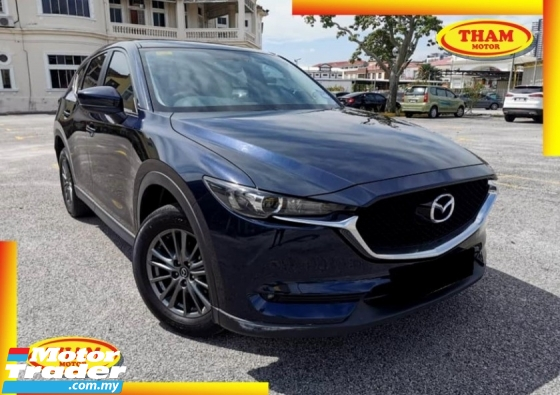2018 MAZDA CX-5 NEW FACELIFT SKYACTIV 2.0L FULL SERVICE RECORD