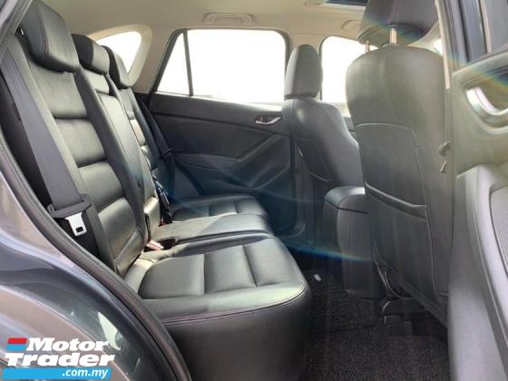 2013 MAZDA CX-5 2.0 (A) SKYACTIV-G High Spec SUV POWER SEAT SUN/MOONROOF WELL MAINTAIN